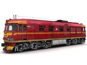 passenger tep60 3d 3ds