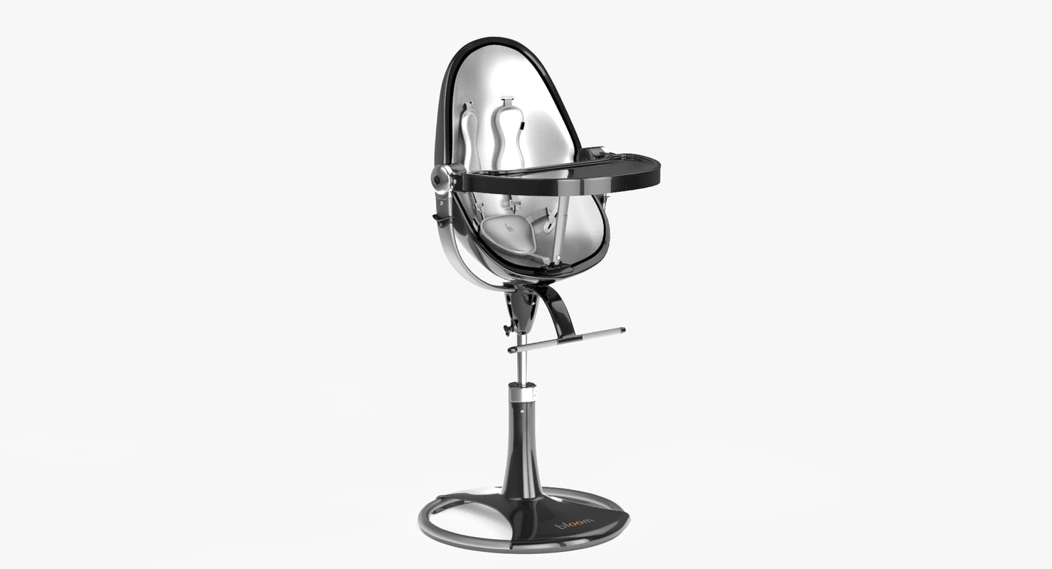 3d model chair child