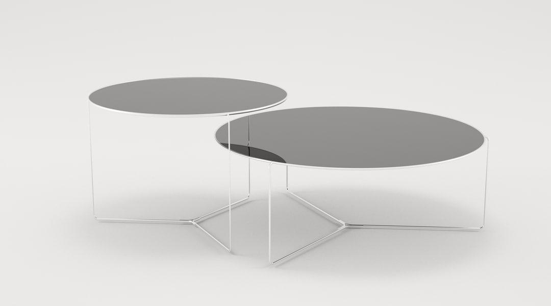3d model form table pinuccio borgonovo