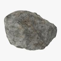 rock 01 3d model