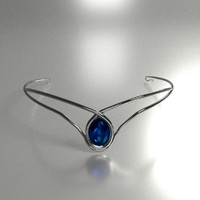 Crystal Tear Circlet