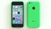 iphone 5c obj