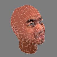 Man Head 1