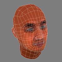 Man Head 4