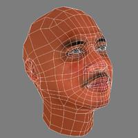Man Head 5