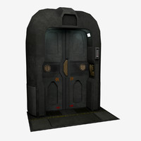 sci fi door 06