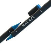 marker 3d model