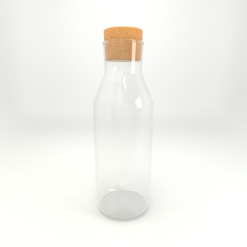 max glass jar