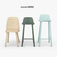 Muuto Nerd Chairs