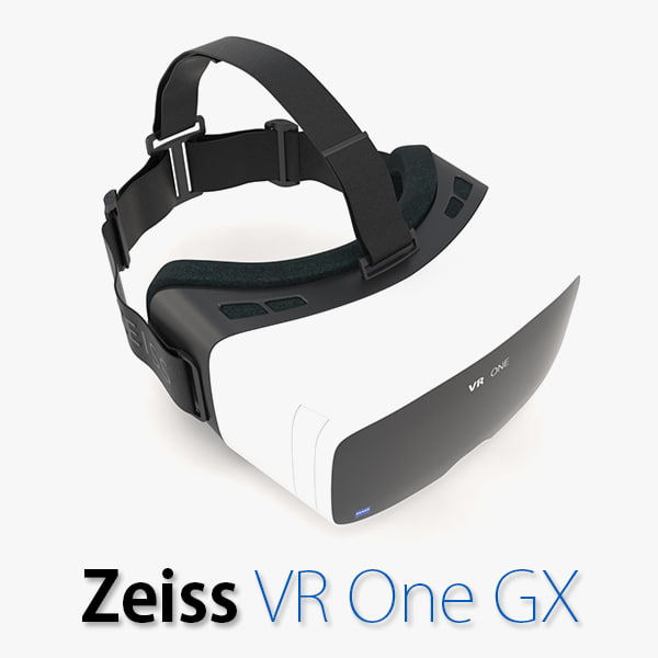 new vr gx virtual 3d model