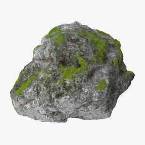3d boulder 01