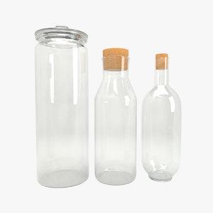 glass jars max
