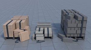 construction elements 3ds
