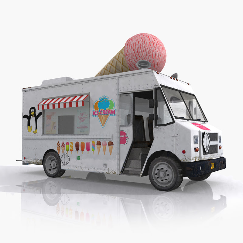 max truck ice cream