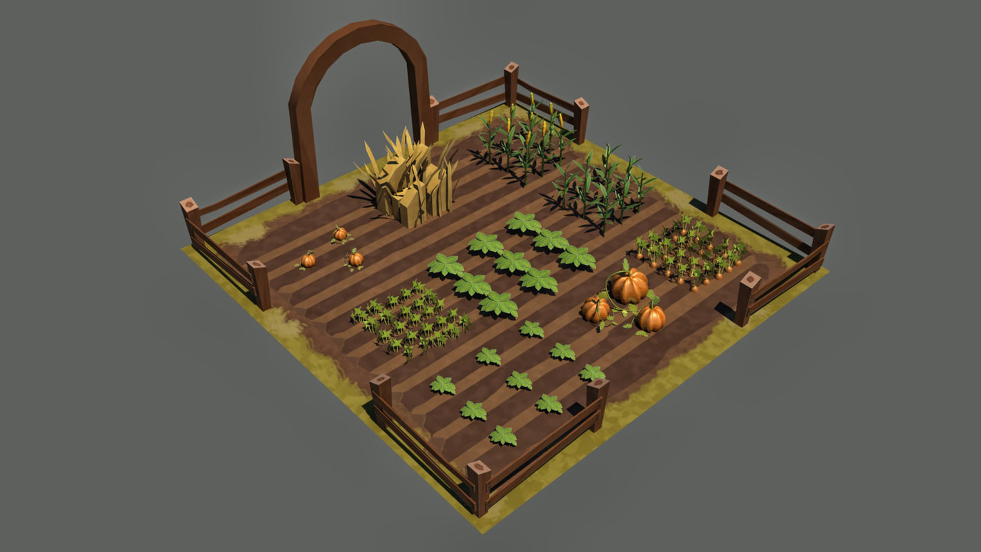 farming obj