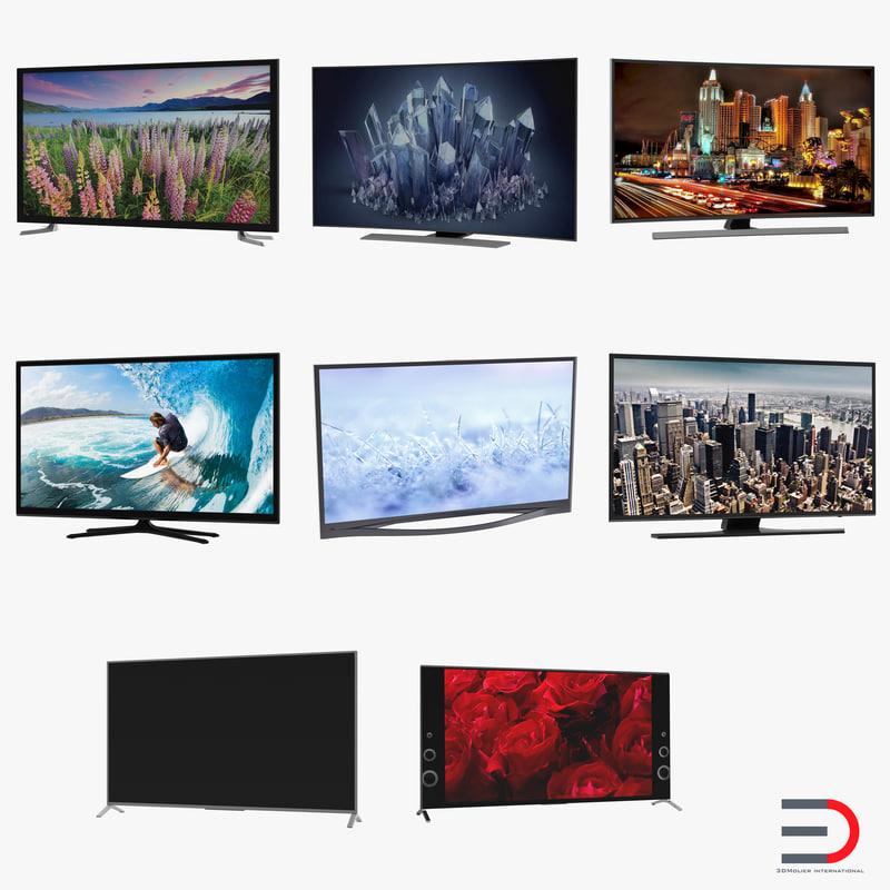 3d generic tv 2 model
