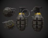 Mk2 grenade