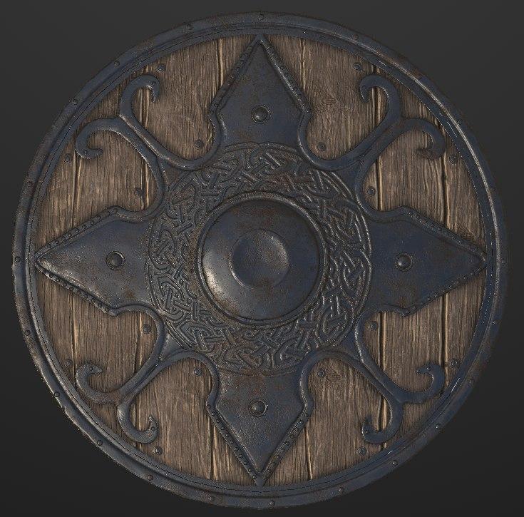 x shield substance pbr