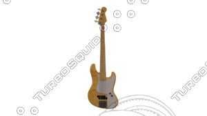 electric bass max