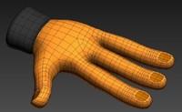 3 finger Hand