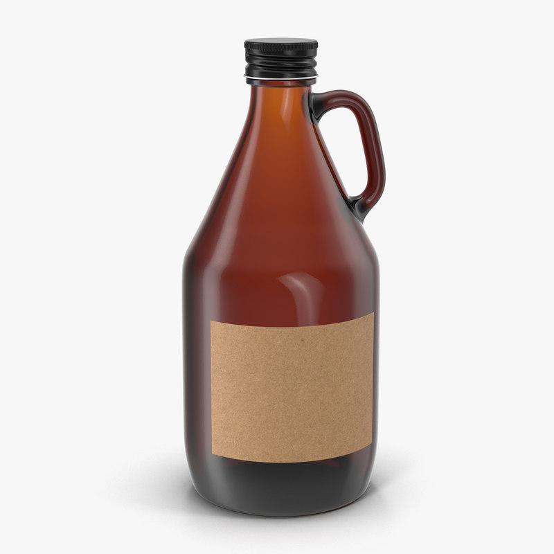 3d cold brew bottle 5