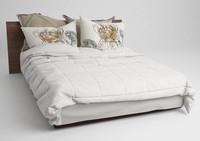 bed 3d max