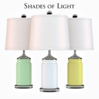 Shades Of Light Mini Hobnail Table Lamp TL13121