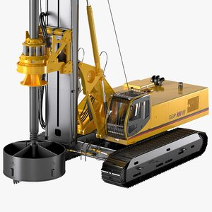 3d rotary drilling rig ser