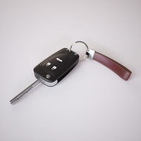 car key 3d obj