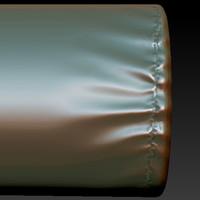 Zbrush Wrinkle 23