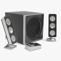 Logitech Z4 Speakers for modo