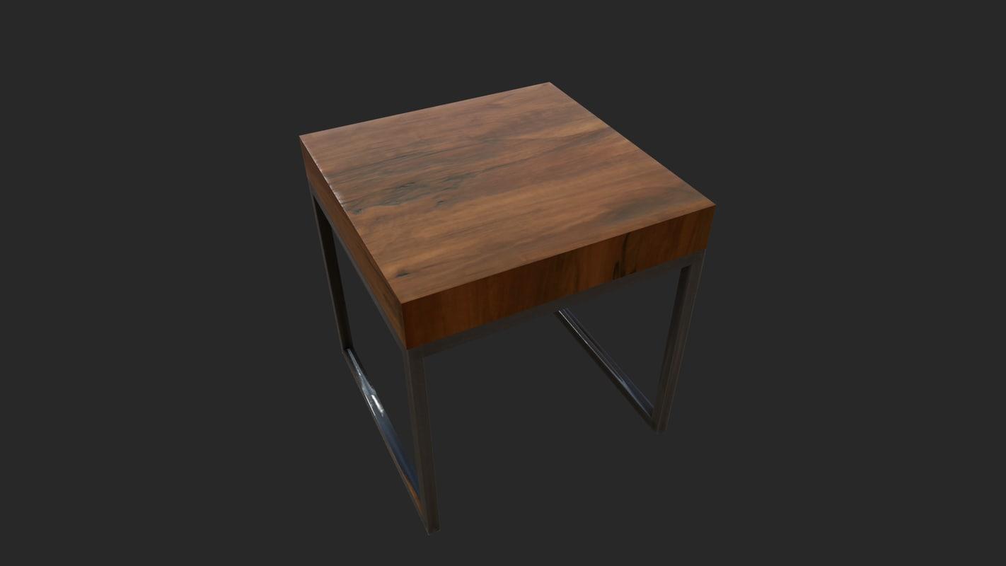 simple table obj free
