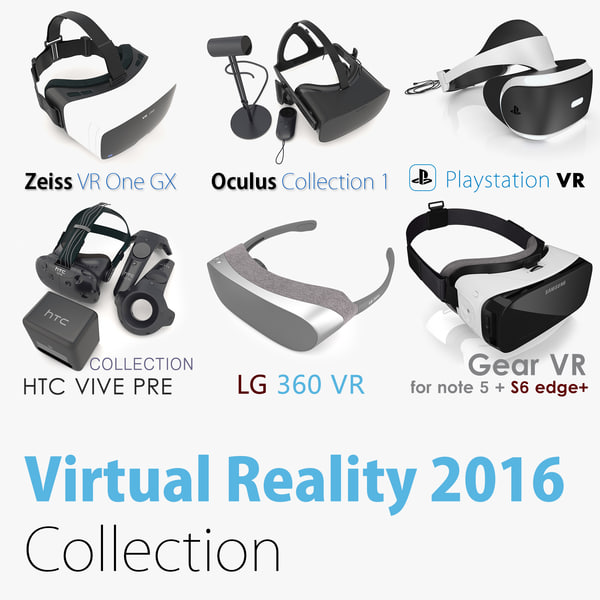 vr 2016 3d 3ds