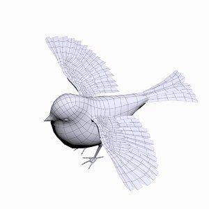 3ds small bird