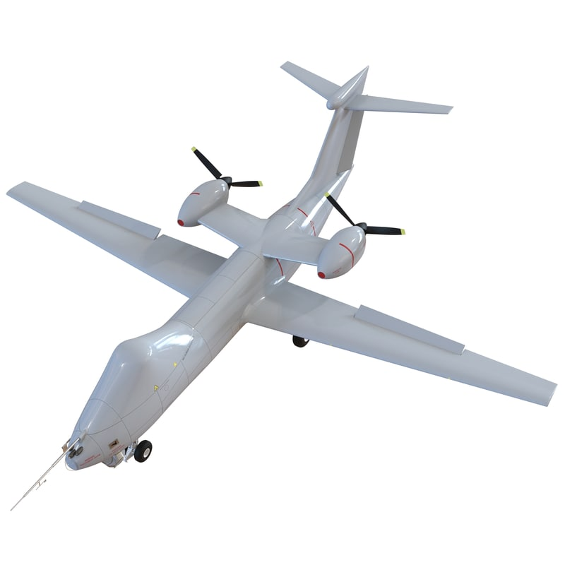 3d model bae systems mantis uav