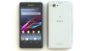 sony xperia z1 compact 3d max