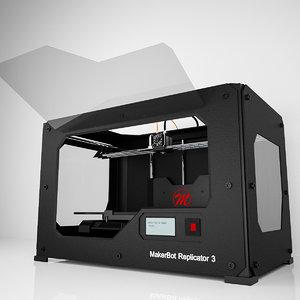 printer makerbot max