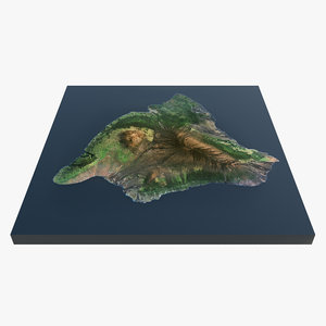 hawaii island max