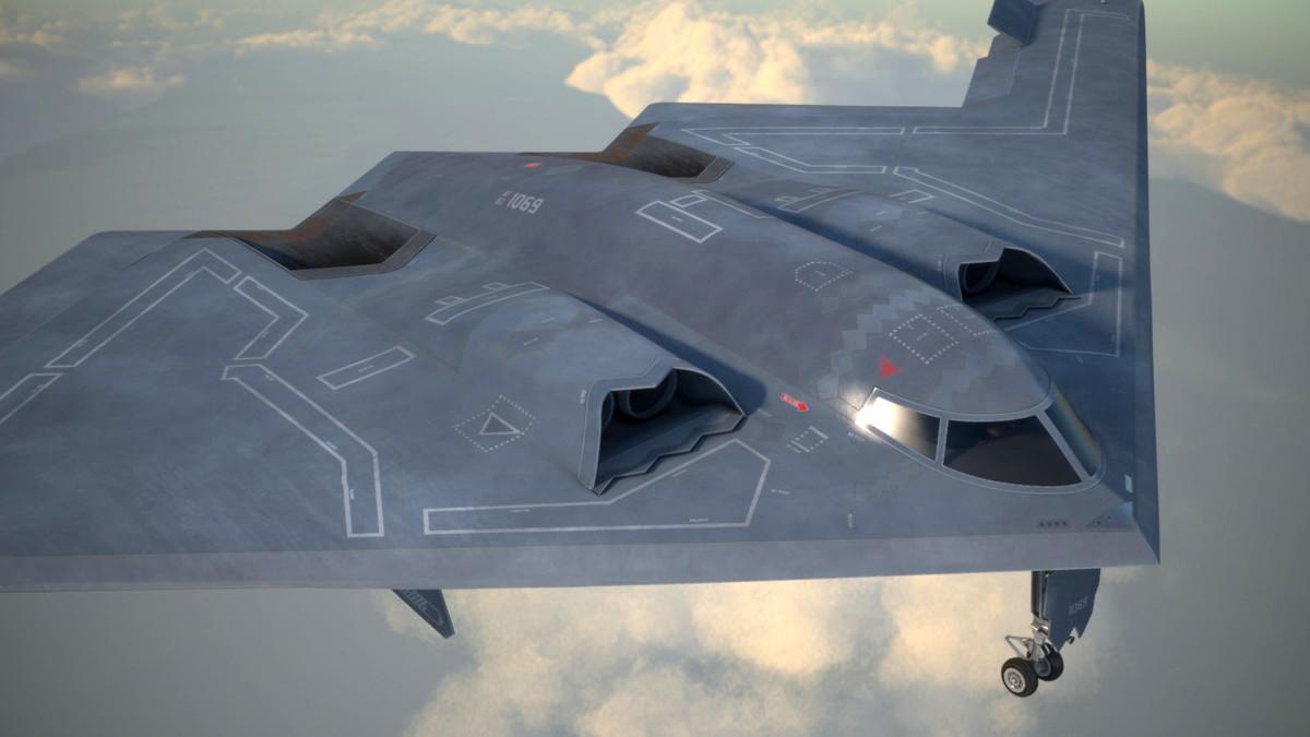 b2 spirit bomber 3ds