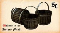 ready horses mead bucket 3ds