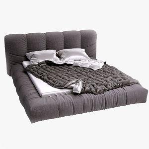 bed sharpey 3d model