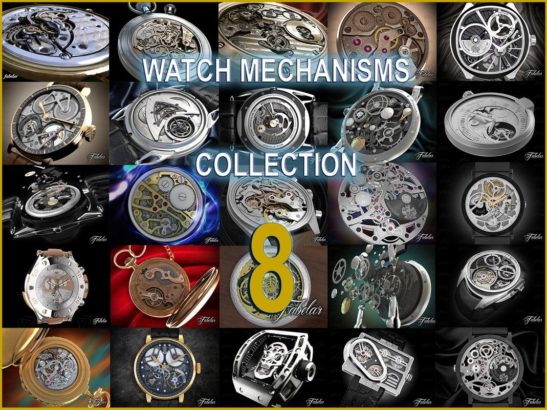 watch mechanisms max