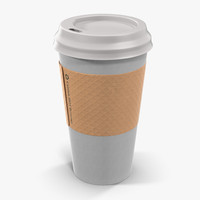 To Go Cup With Sleeve Generic