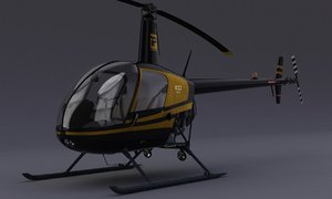 helicopter robinson r22 max