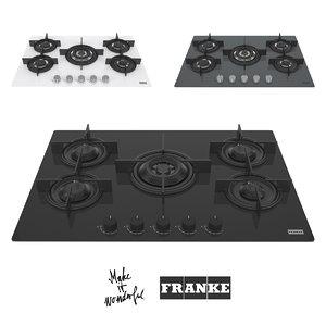 3d franke fhcr model
