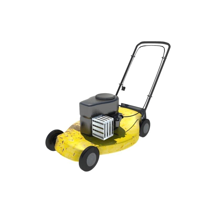 3d mower