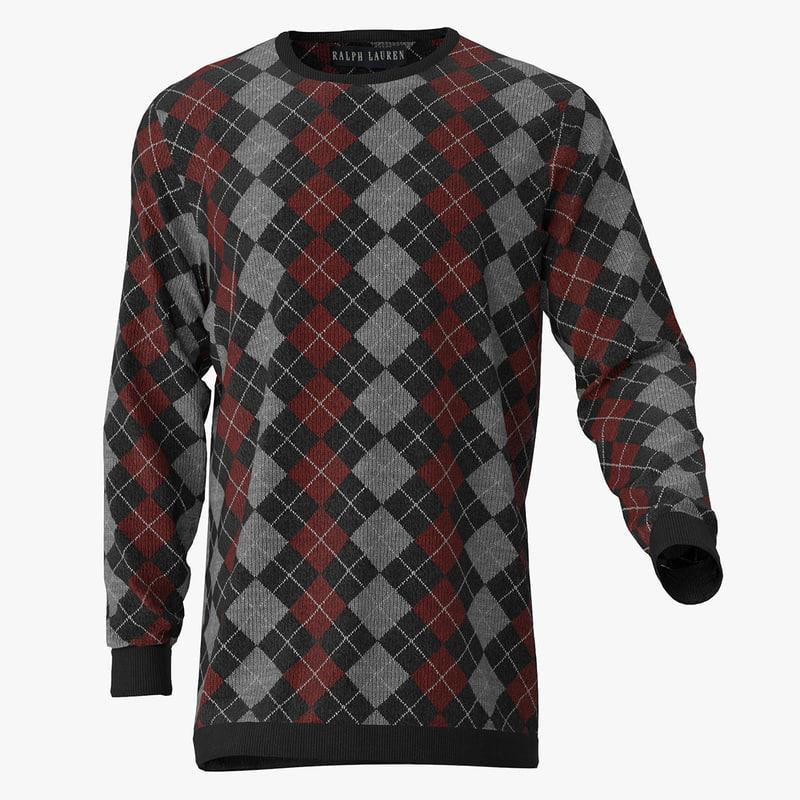 3d sweater designer