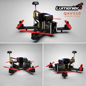 lumenier qav210 racing drone max