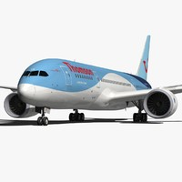 b788 thomson airways max