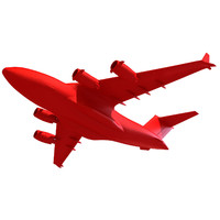 Printable 3D Model of C-17 Globemaster Military Transport Aircraft